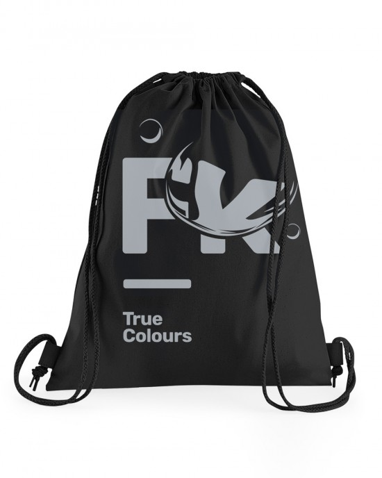 TRUE COLOURS FK gym back