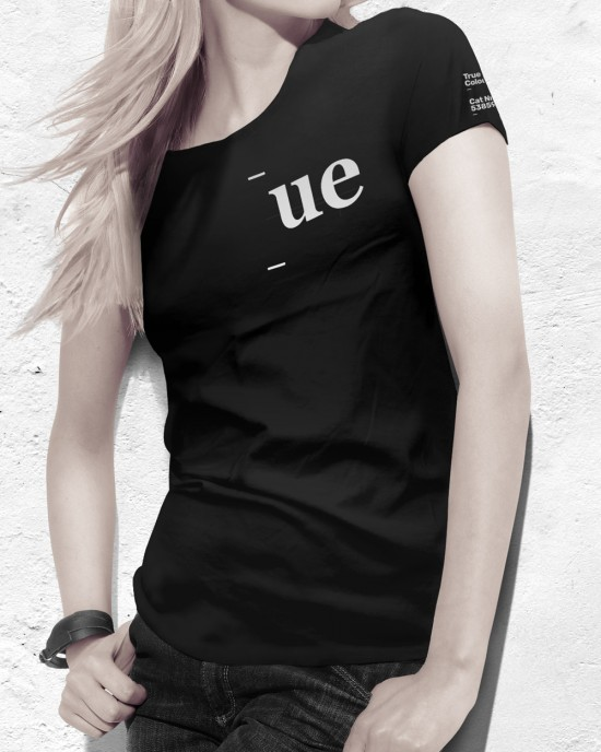 TRUE shirt girl black