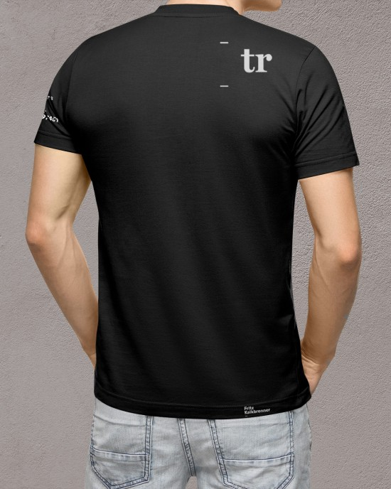 TRUE shirt men black