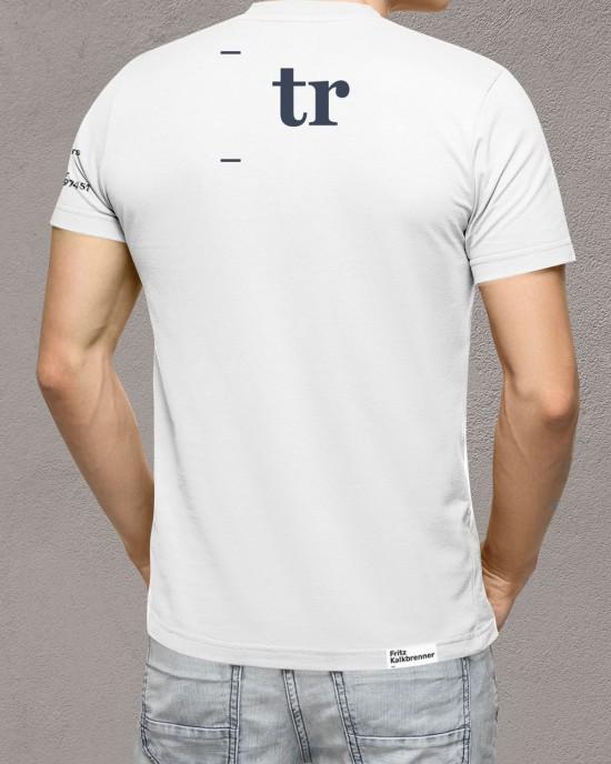 TRUE shirt men white