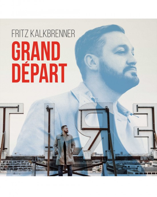 Signed CD - GRAND DÉPART