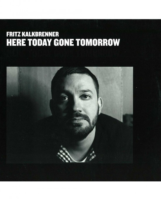 Signed CD - HERE TODAY GONE TOMORROW