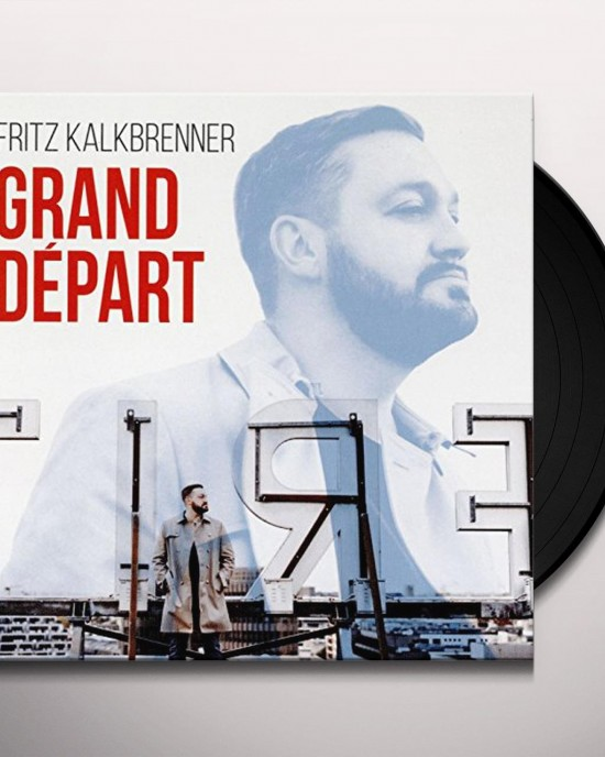 Signed double vinyl - GRAND DÉPART