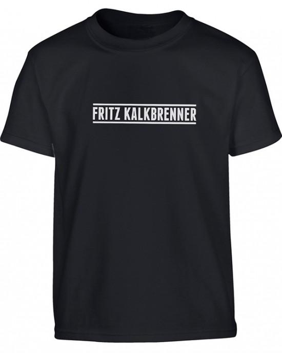 Blockschrift shirt men